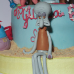 Torta Spongebob compleanno pasta zucchero-5