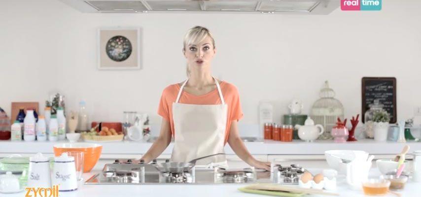 Ricette di Zymil con Madalina - Torta di mele