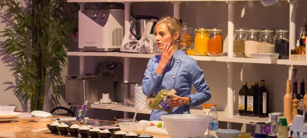 Madalina Pometescu - Ricette dolci e salate - Corsi di Cucina