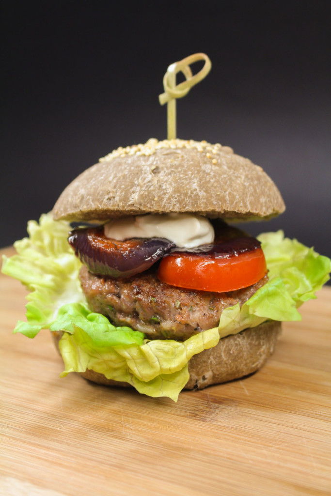 Madalina Pometescu hamburger di maiale-12