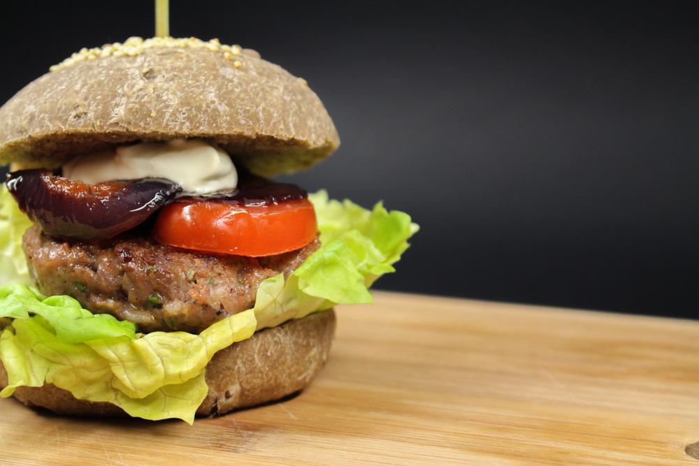 Madalina Pometescu hamburger di maiale-13