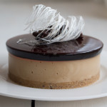 Cheesecake caffè e caramello Madalina Pometescu Ricette dolci e salate-8