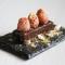 Barrette amare di ganache e lamponi - Madalina Pometescu - Ricette dolci e salate-2