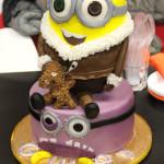 Torta Minions - Compleanno - Madalina Pometescu ricette dolci e salate