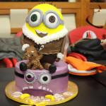 Torta Minions - Compleanno - Madalina Pometescu ricette dolci e salate-3