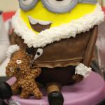 Torta Minions - Compleanno - Madalina Pometescu ricette dolci e salate-4