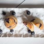 Muffin ai mirtilli senza lattosio - Madalina Pometescu - Ricette dolci e salate-10