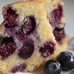 Muffin ai mirtilli senza lattosio - Madalina Pometescu - Ricette dolci e salate-11