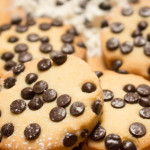Biscotti con gocce di cioccolato - Madalina Pometescu - Ricette dolci e salate-9