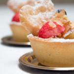 Crostatina mele e crema frangipane - Madalina Pometescu - Ricette dolci e salate