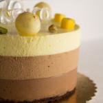 Mousse tre cioccolati - Madalina Pometescu - Ricette dolci e salate-2