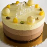 Mousse tre cioccolati - Madalina Pometescu - Ricette dolci e salate-4