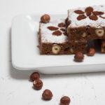 Brownies alle nocciole - Madalina Pometescu - Ricette dolci e salate-14