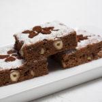 Brownies alle nocciole - Madalina Pometescu - Ricette dolci e salate-9
