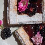 Crostata con cofettura di more - Madalina Pometescu - Ricette dolci e salate-7