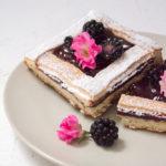 Crostata con cofettura di more - Madalina Pometescu - Ricette dolci e salate-9
