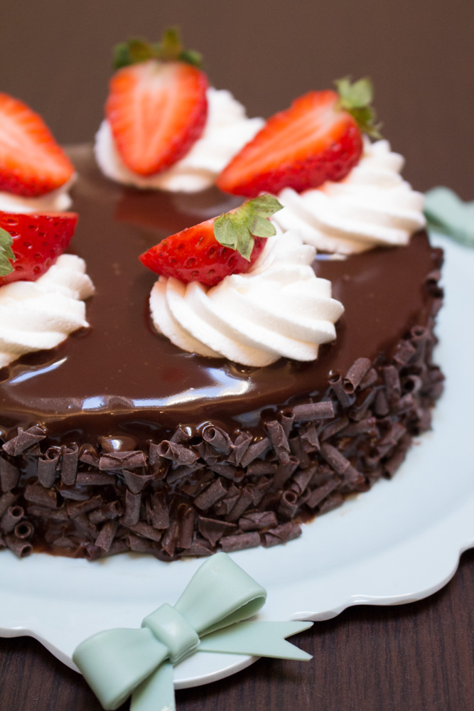 Torta Mud Cake al cioccolato senza glutine