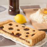 Crostata senza lattosio - Madalina Pometescu - Ricette dolci e salate-9