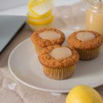 Muffin al miele - Madalina Pometescu - Ricette dolci e salate-2