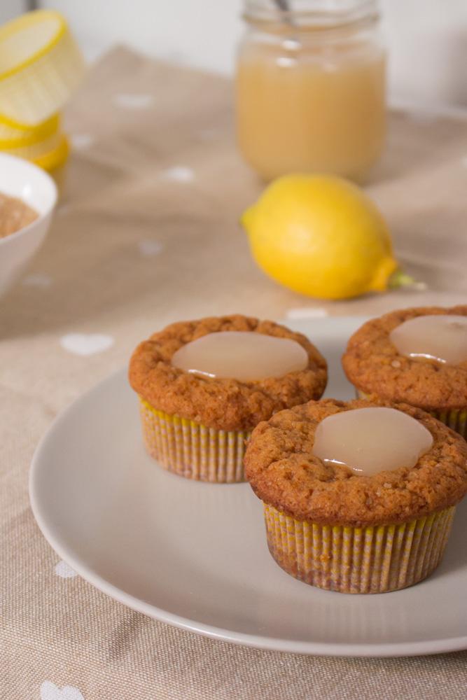 Cupcakes al miele