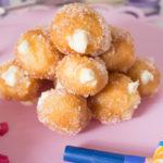 Brighelle con ripieno alla crema - Madalina Pometescu - Ricette dolci e salate-2