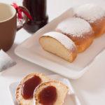 Pan Brioche senza uova e lattosio - Madalina Pometescu - Ricette dolci e salate
