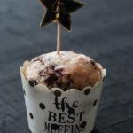 Muffin vegani banana e cioccolato - Madalina pometescu - Ricette dolci e salate-9
