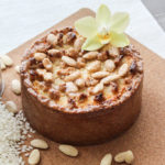 Crostata rustica riso e mele caramellate - Madalina pometescu - Ricette dolci e salate