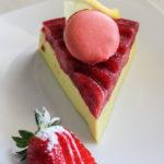 cheesecake limone e fragole - Madalina pometescu - Ricette dolci e salate-16