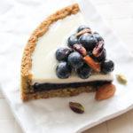Crostata vegana con frutta secca - Madalina pometescu - Ricette dolci e salate-14