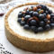 Crostata vegana con mirtilli e yogurt