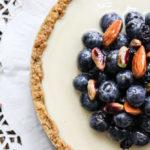 Crostata vegana con frutta secca - Madalina pometescu - Ricette dolci e salate-7
