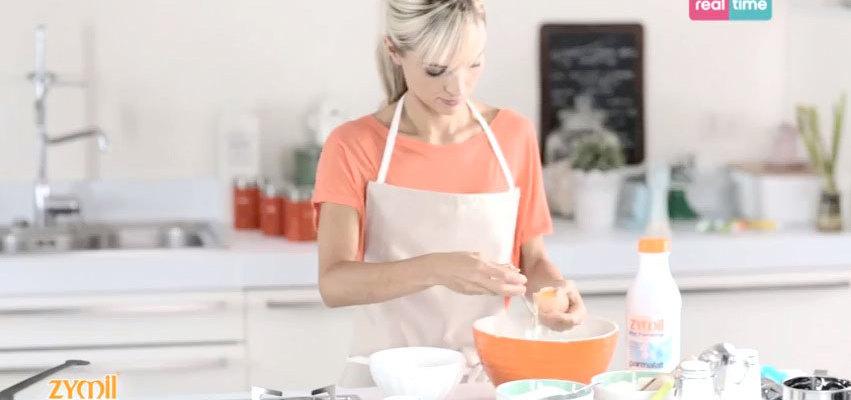 Ricette di Zymil con Madalina - Pancake