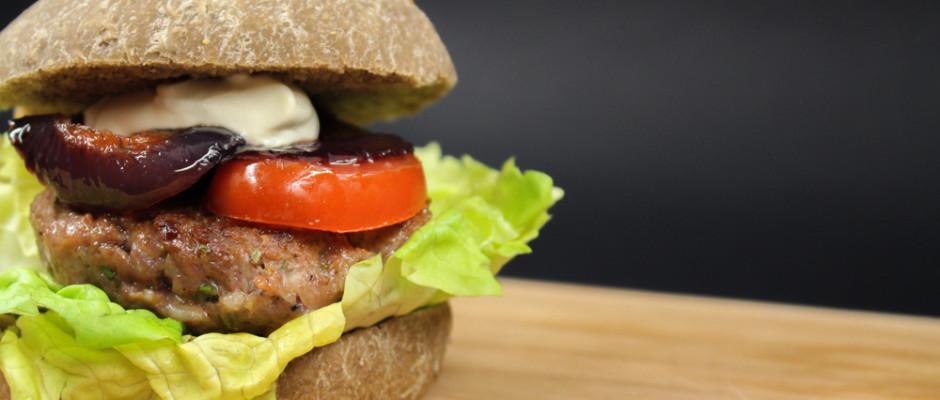 Hamburger 100% fatto in casa