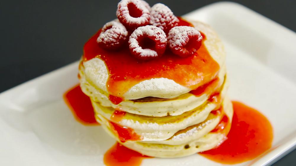 Pancakes senza uova